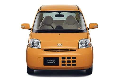 Daihatsu Esse hatchback 1.generacji 0.7 AT (2005 obecnie)