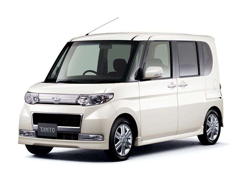 Daihatsu Tanto 2nd generation hatchback 5 dv. 0.7 AT (2009 – n. In.)