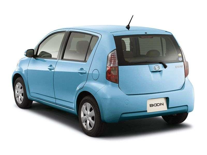 Daihatsu Boon 1st generation hatchback 1.0 AT (2004–2010)
