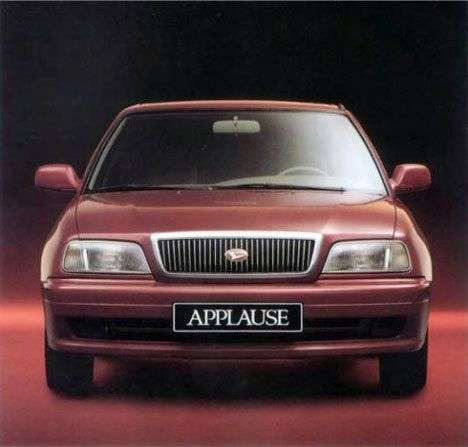 Daihatsu Applause 1st generation [2nd restyling] 1.6 AT hatchback (1997–2000)