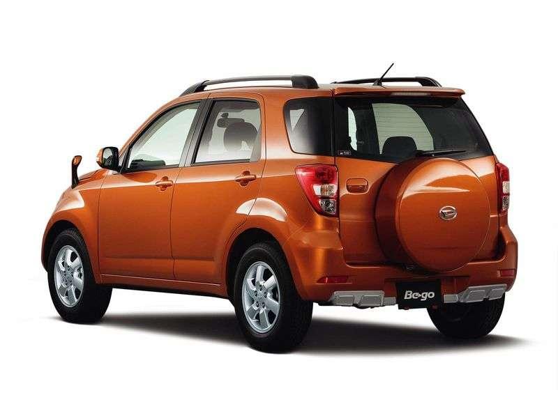 Daihatsu Be go 1st generation 1.5 MT crossover (2006–2008)