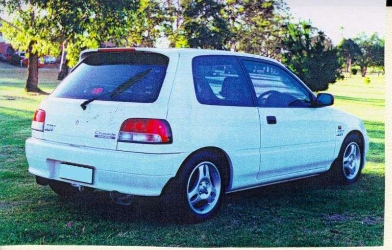 Daihatsu Charade 4th generation hatchback 1.6 MT (1993–1996)