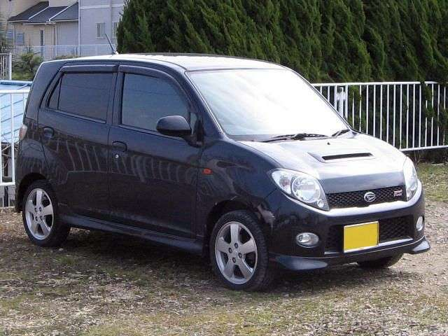 Daihatsu MAX hatchback 1.generacji 0.7 AT 2WD (2001 2003)