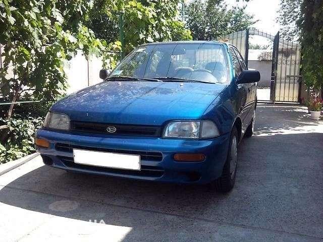 Daihatsu Charade 4th generation sedan 1.5 AT (1994–1996)