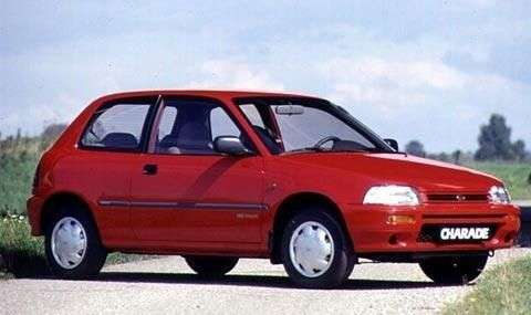 Daihatsu Charade 4th generation hatchback 1.6 MT (1993–1996)