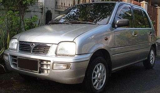 Daihatsu Ceria hatchback 1.generacji 0.85 AT (2000 2002)