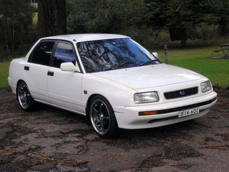 Daihatsu Applause 1st generation hatchback 1.6 AT (1989–1991)