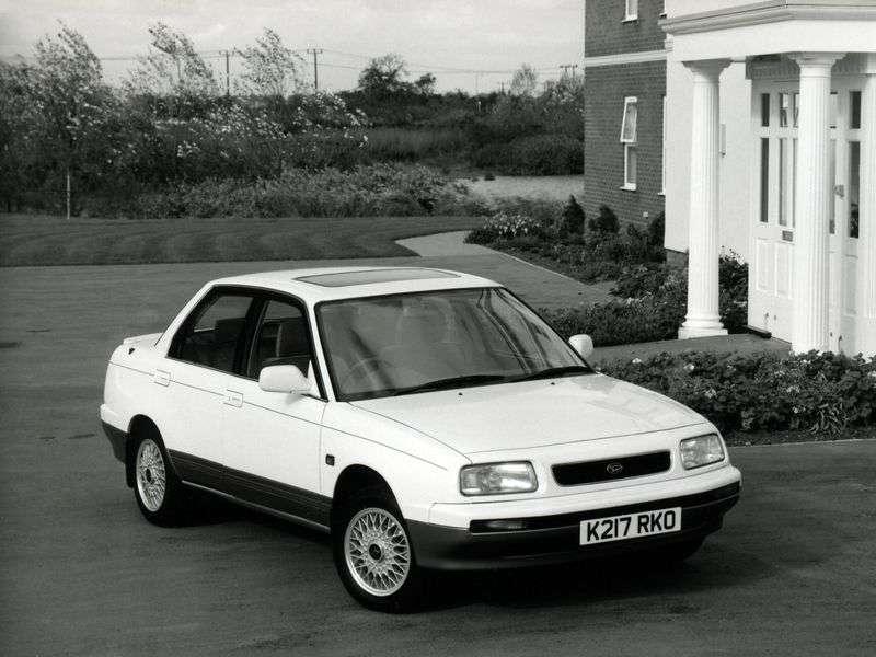 Daihatsu Applause 1st generation [restyling] 1.6 MT 4WD hatchback (1992–1997)