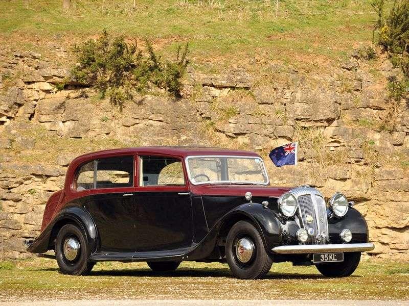 Daimler DH27 1st generation Limousine 4.2 AT limousine (1968–1991)