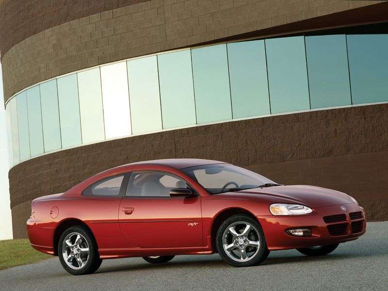 Dodge Stratus 2nd generation coupe 2.4 MT (2001–2006)