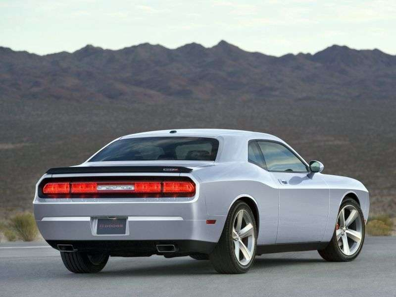 Dodge Challenger 3rd generation coupe 2 bit. 3.6 V6 5AT SXT (2012 – current century)