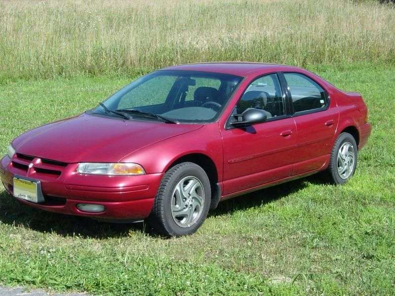 Dodge Stratus 1st generation sedan 2.5 AT (1995–2001)