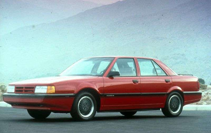 Dodge Monaco 4. generacja sedan 3.0 MT (1990 1993)