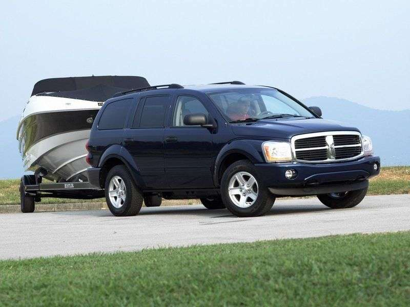 Dodge Durango 2nd generation SUV 5.7 AT (2007 – n.)