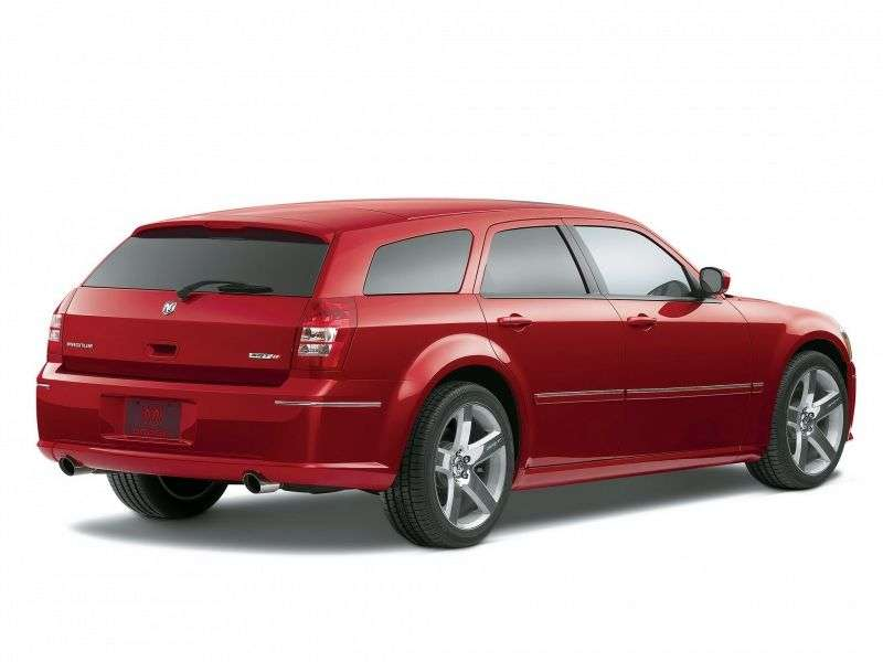 Dodge Magnum 1st generation wagon 6.1 AT (2005 – n. In.)