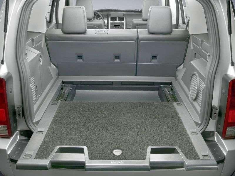 Dodge Nitro 1st generation SUV 4.0 MT AWD (2007–2010)