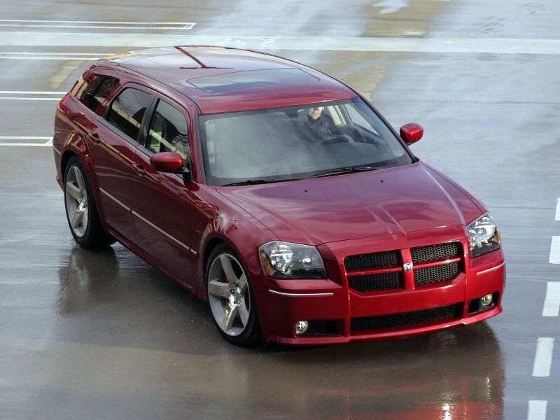 Dodge Magnum 1st generation wagon 3.5 AT (2003 – n. In.)