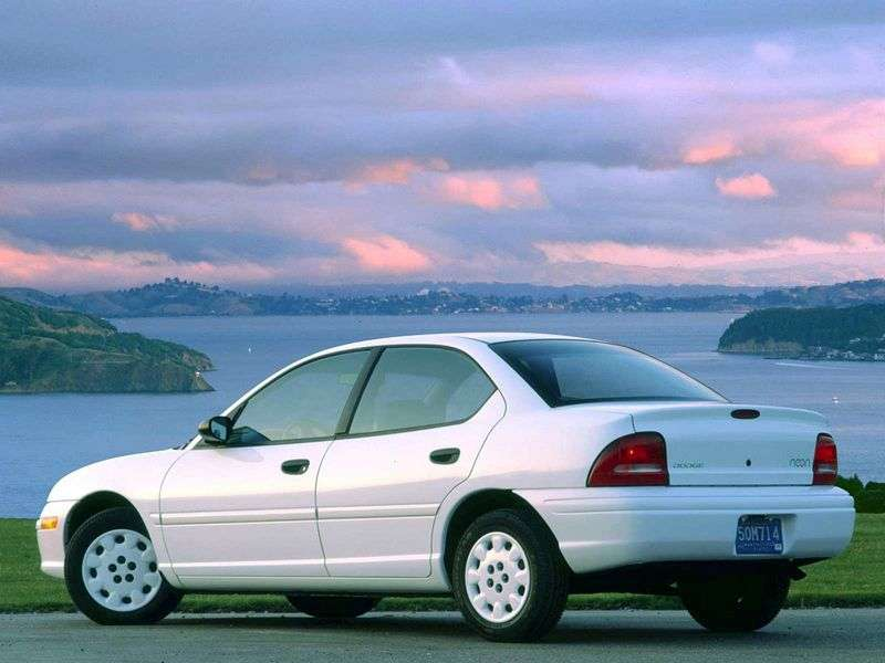 Dodge Neon 1st generation 2.0 MT sedan (1993–1999)
