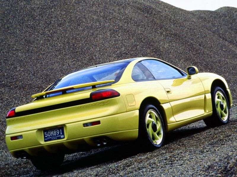Dodge Stealth 1st generation Coupe 3.0 MT 4WD (1992–1996)