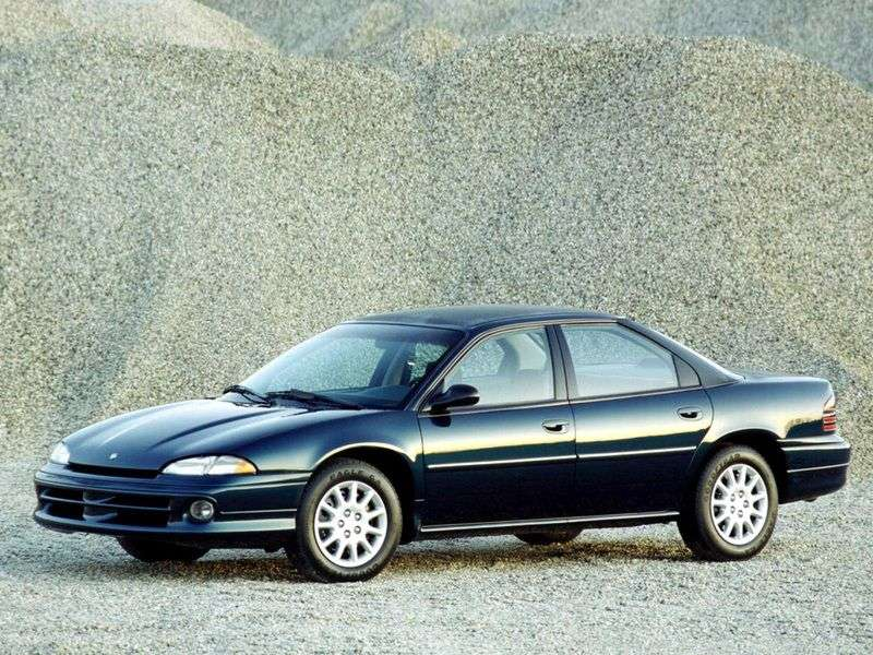 Dodge Intrepid 1st generation sedan 3.3 AT (1993–1998)
