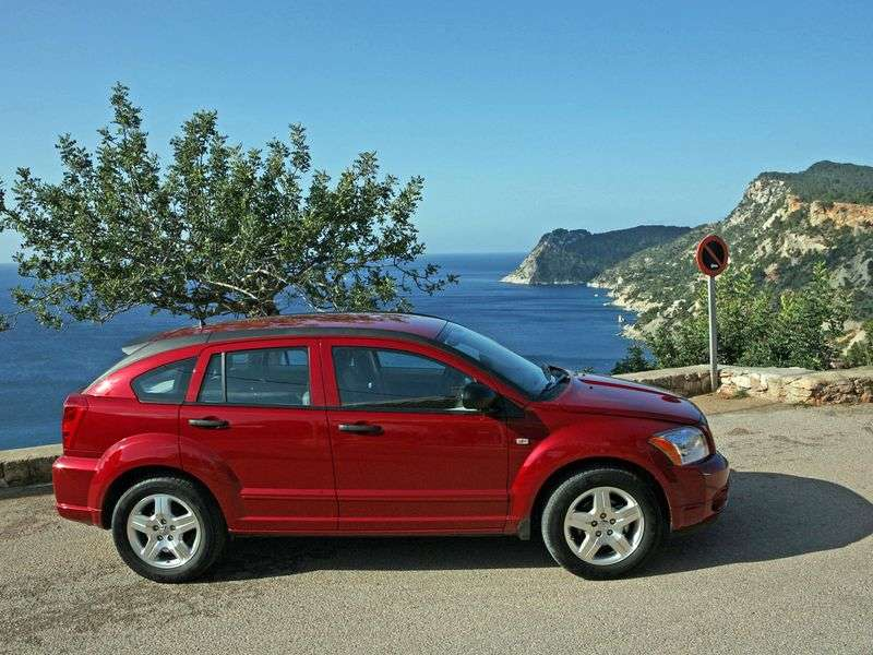 Dodge Caliber 1st generation hatchback 2.0 CVT SXT (2006–2012)