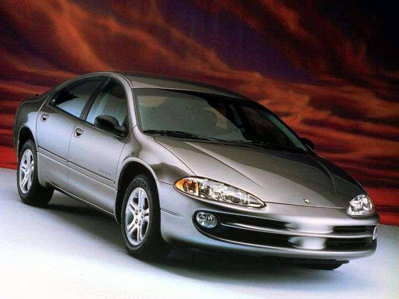 Dodge Intrepid 2nd generation 2.7 AT sedan (1998–2004)