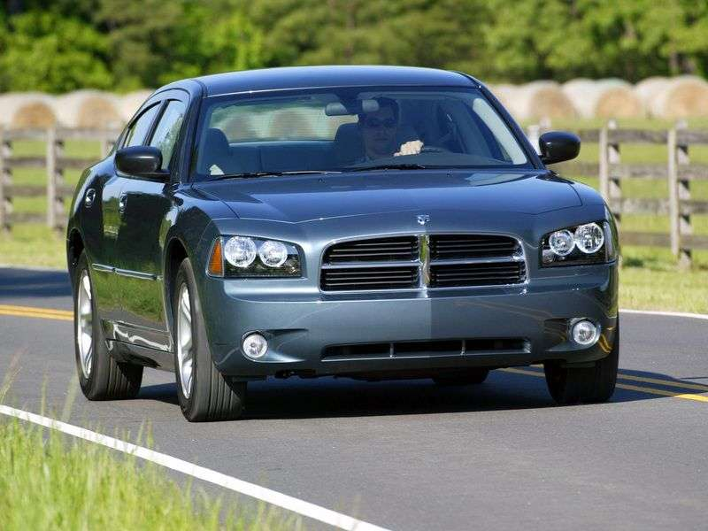 Dodge Charger LX 1Sedan 3.5 AT AWD (2005 – n.)