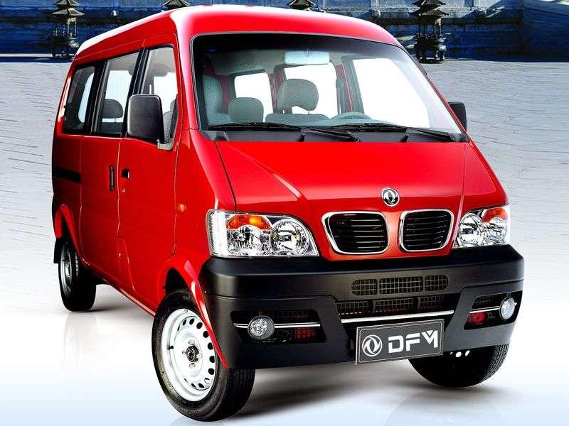 Dong Feng MPV 1st generation minivan 2.0 MT (2007 – n.)