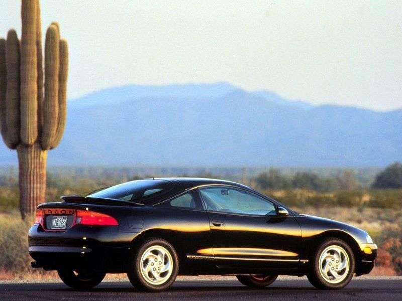 Eagle Talon 1st generation Coupe 2.0 MT ESi (1992–1998)