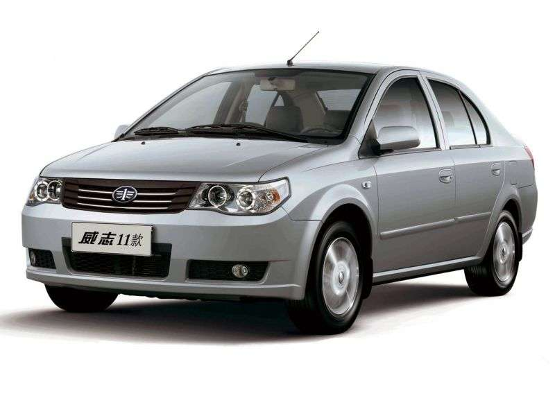 FAW Vita 2nd generation sedan 1.5 MT (2006 – n. In.)