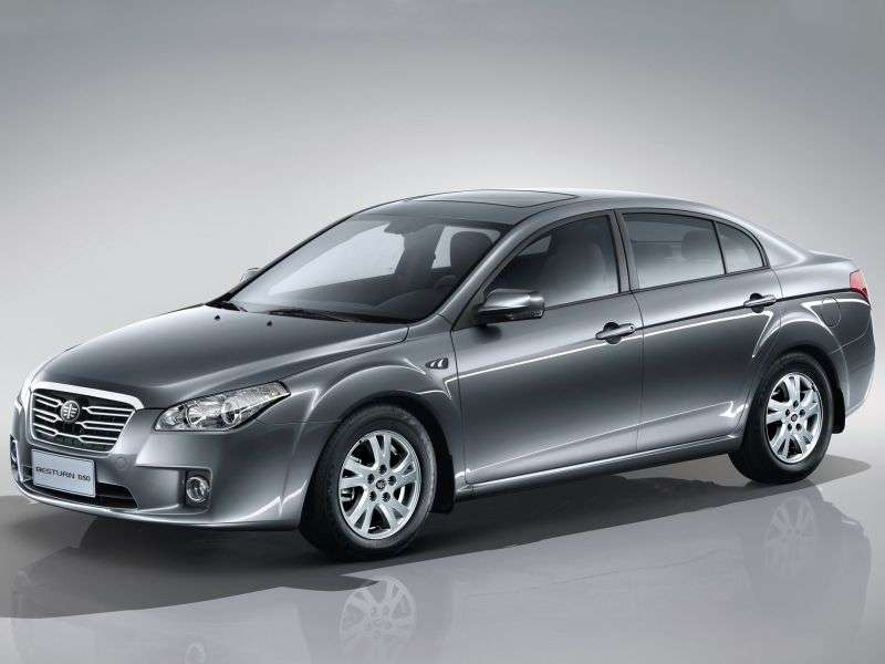 FAW Besturn B50 1st generation [restyling] 1.6 AT Premium Sedan (2011 – n.)