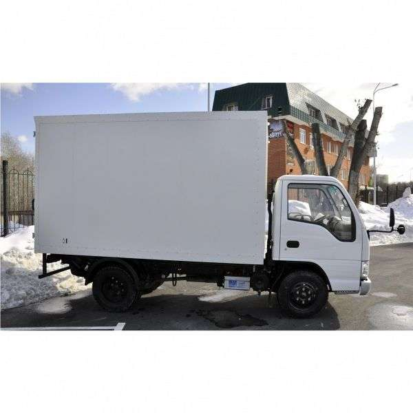 FAW 1041 1 generation van 3.2 MT Heat insulated van type III (type III)