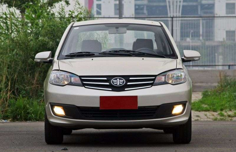 FAW V5 1st generation sedan 1.5 MT Base (2012 – n.)