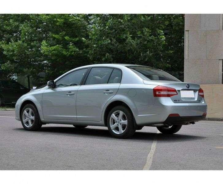 FAW Besturn B70 1st generation [3rd restyling] sedan 2.0 AT Comfort (2012 – n.)