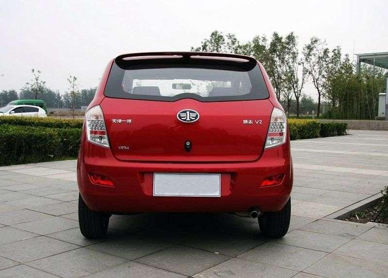 FAW V2 1st generation hatchback 1.3 MT Deluxe (2012 – n.)