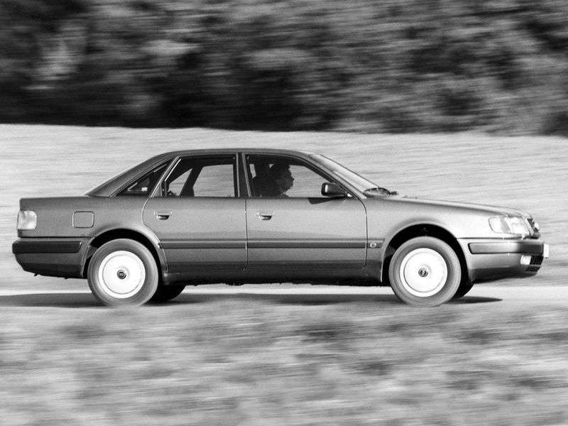 FAW Audi 100 1st generation 2.0 MT sedan (1988–1998)