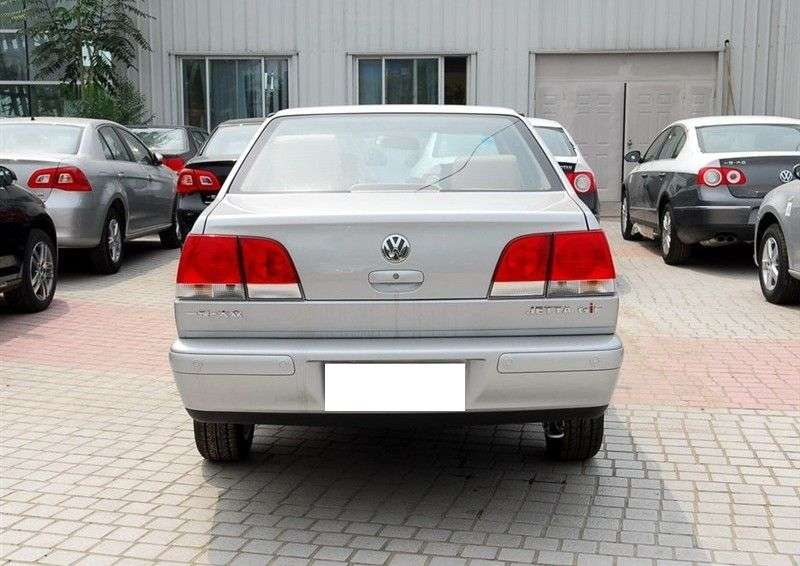 FAW Volkswagen Jetta 1st generation 1.6 MT sedan (1991–2001)