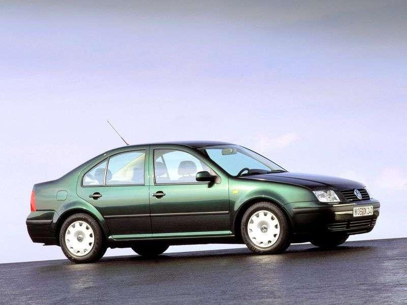 FAW Volkswagen Bora 1st generation 1.8 MT sedan (2001–2011)