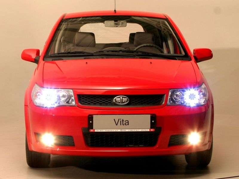 FAW Vita 2 generation hatchback 1.3 MT (2006 – present)