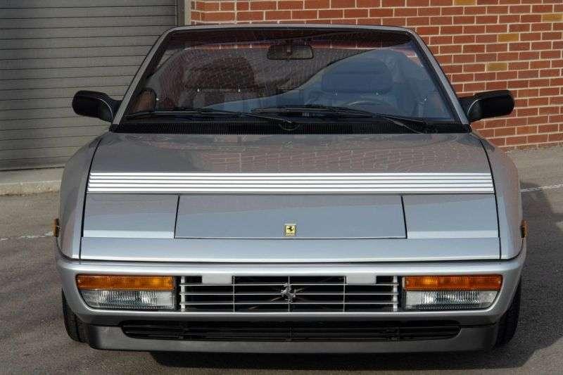 Ferrari Mondial TCribriolet 3.4 MT (1989–1993)