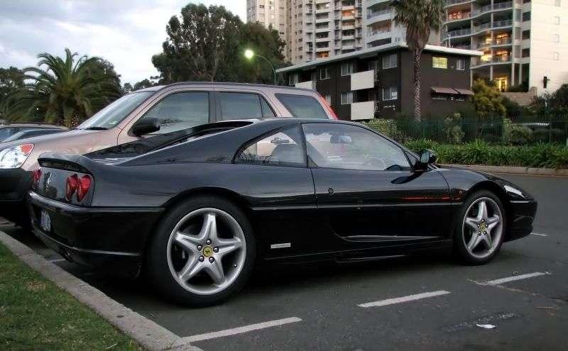 Ferrari F355 1st generation Berlinetta Coupe 3.5 MT (1994–1999)