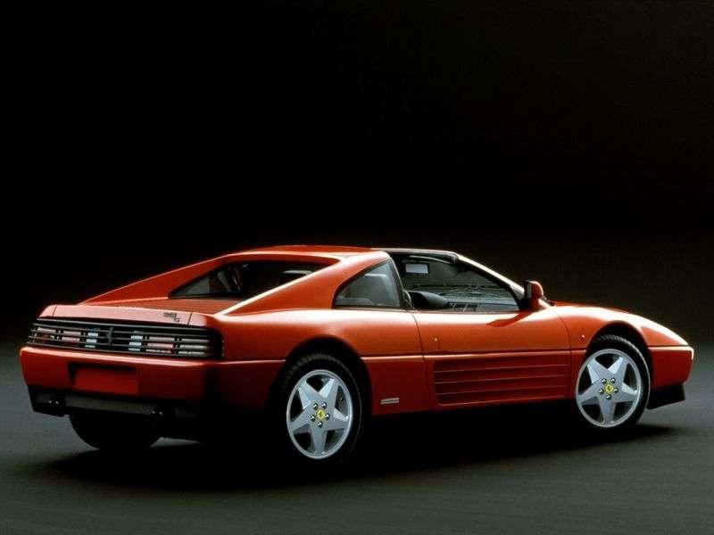 Ferrari 348 1st generation TS Targa 3.4 MT (1989–1993)