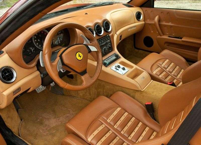 Ferrari 575 1st generation M Maranello coupe 5.7 MT (2002–2006)