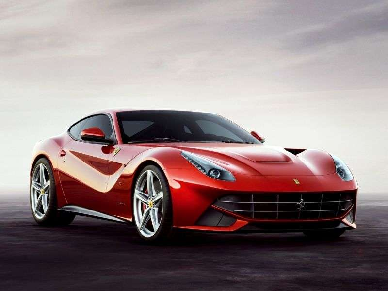 Ferrari F12berlinetta 1st generation coupe 6.3 AMT Basic (2012 – n.)