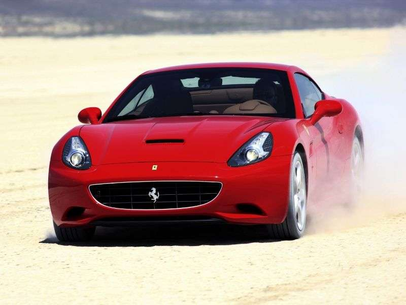 Ferrari California 1st generation convertible 4.3 AMT Basic (2012 – present)