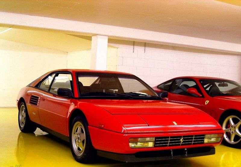 Ferrari Mondial Coupe 3.4 MT (1989 1993)