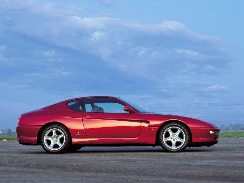 Ferrari 456 1st generation coupe 5.5 AT GTA (1996–1998)