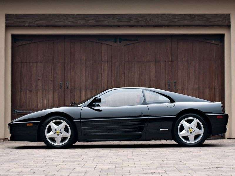 Ferrari 348 1st generation TB Coupe 3.4 MT (1989–1993)