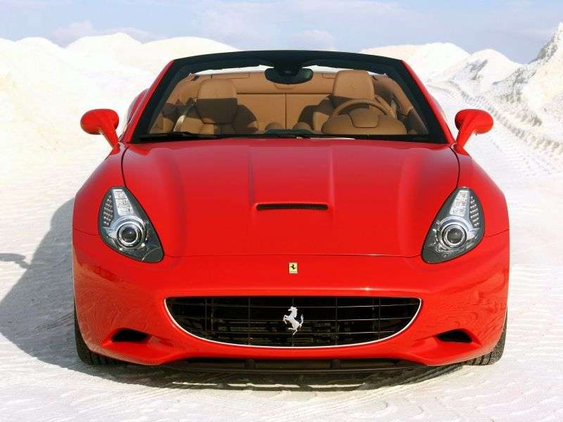 Ferrari California 1st generation convertible 4.3 AMT Basic (2008–2012)