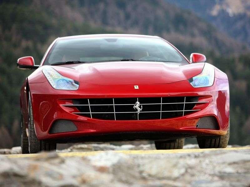Ferrari FF 1st generation coupe 6.3 AMT Basic (2011 – present)